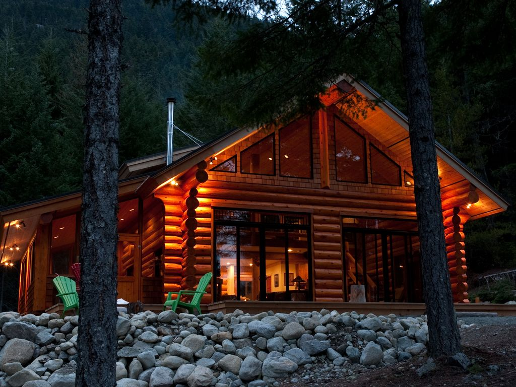 Secluded Log Cabins On Acreage Vrbo