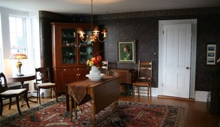 Camden house photo - Formal Dining Room with period details