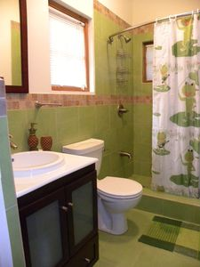 Tobago villa rental - Guest Bathroom