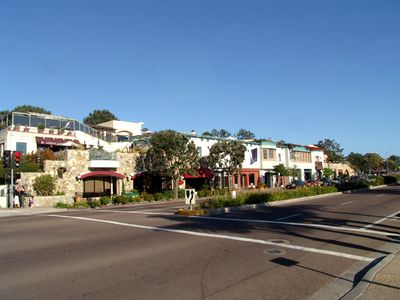 Del Mar condo rental - Downtown Del Mar, California