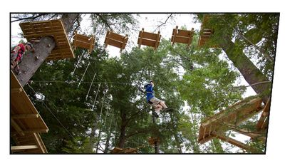 Ropes Course - Advanced