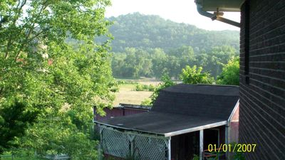 Private,  yet only 7 minutes from the east end bridge into Huntington, WV.