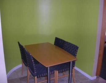 dining room (actual picture from my unit)