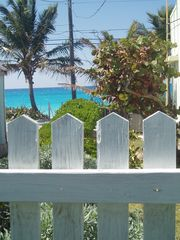 Bimini cottage photo - View From Deck