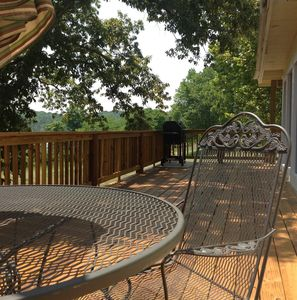 New expansive deck