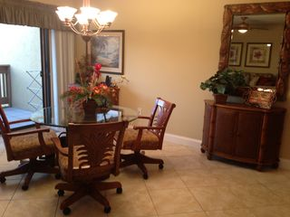 Dining area - Siesta Key condo vacation rental photo