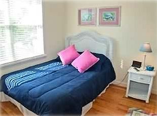 Captiva Island house rental - Bedroom # 3 - Bedroom # 4 Is Similar