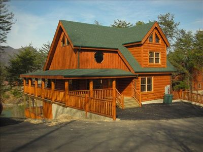 """BEAR CREEK THEATER"" - 6BR/6 1/2 BA - ""Bear Creek Crossing""- Mountain View"