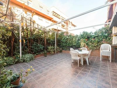Apartment in Madrid with Air conditioning, Lift, Terrace, Washing machine (402645)