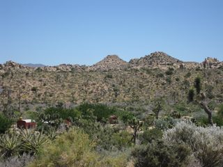 Yucca Valley house photo - 360 degree views