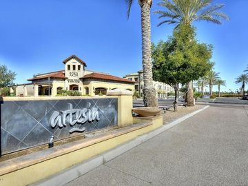 McCormick Ranch Scottsdale condo rental - Main entrance