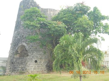 Preserved Historic Sugar MIll