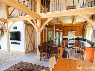 1/4 Mile From Sugarbush Lifts/Base - Family-Friendly & Gorgeous Views of Mtn