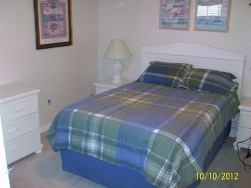 Guest Room 1 - Double Bed