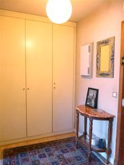 8th Arrondissement Champs Elysees apartment photo - Entry has lots of closet space as does the hallway for keeping things tidy.