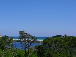 White sand and beautiful turquoise-blue water - Santa Rosa Beach condo vacation rental photo
