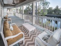 La Vie: French inspired/Lakefront/Beach side 30A/Bikes/Boards/Clear Canoe/Chairs