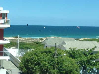 Wide and relaxing penthouse, 50m from the beach, breathtaking view!WIFI free
