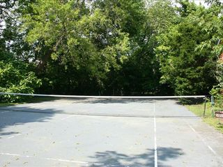 East Quogue house photo - Har-tru tennis court.