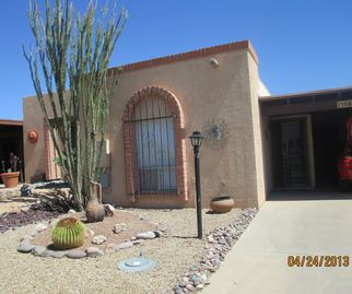 Green Valley townhome rental - Desert Hills II is a peaceful, friendly and very safe neighborhood