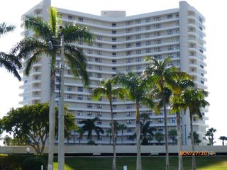 South Seas Club condo photo - South Seas Tower 4 looking from front to Gulf @ rear