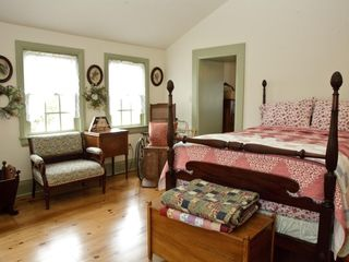 Gettysburg farmhouse photo - New Bedroom