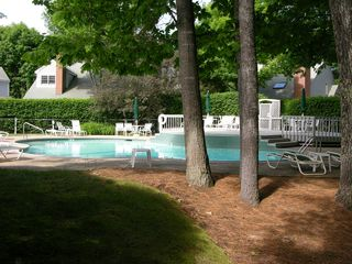 Laconia townhome photo - Golf Village private pool