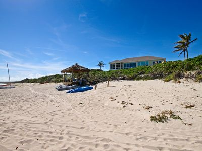Breathtaking 9 Bedroom Beachfront Home – unexpected summer availability!