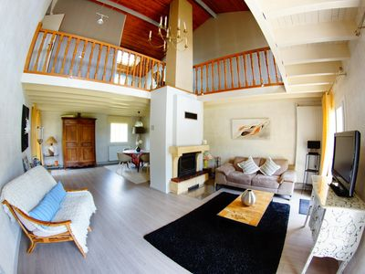 Gite Tazenat **** spacious, cozy, linen provided, jacuzzi, Wifi, 3 Kms from the lake