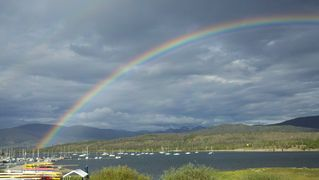 Dillon condo photo - Rainbow at Frisco Marina