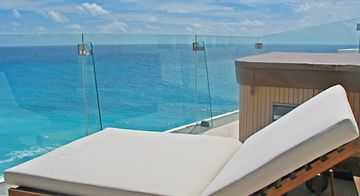 Penthouse #3730 - Hot Tub Suitable for 4 Adults Located On the Terrace
