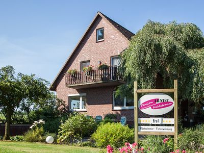 directly at the nature reserve Lueneburg Heath, close to alll experience attractions