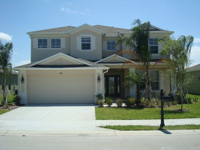 Luxury villa close to Disney & golf courses ($'s & £'s accepted)