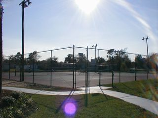 Surfside Beach cottage photo - Tennis Courts