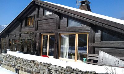 Old renovated farm in Les Houches