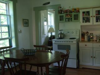 Baddeck house photo - Farmhouse Family Kitchen for Casual Dining