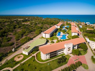 Flats in Sheep Beach Resort - Carneiros Beach (up to 6 people)