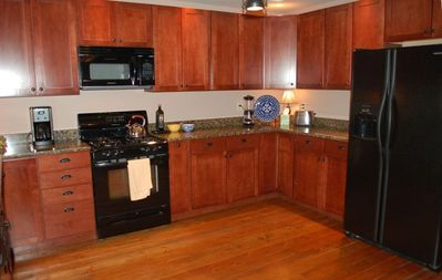 Bozeman townhome rental - Kitchen