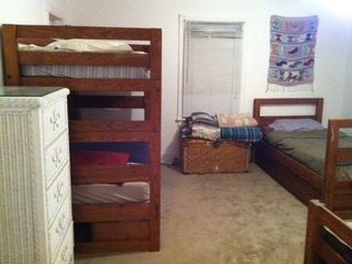 Atlantic City house photo - Set of bunk beds and two twin beds -dressers