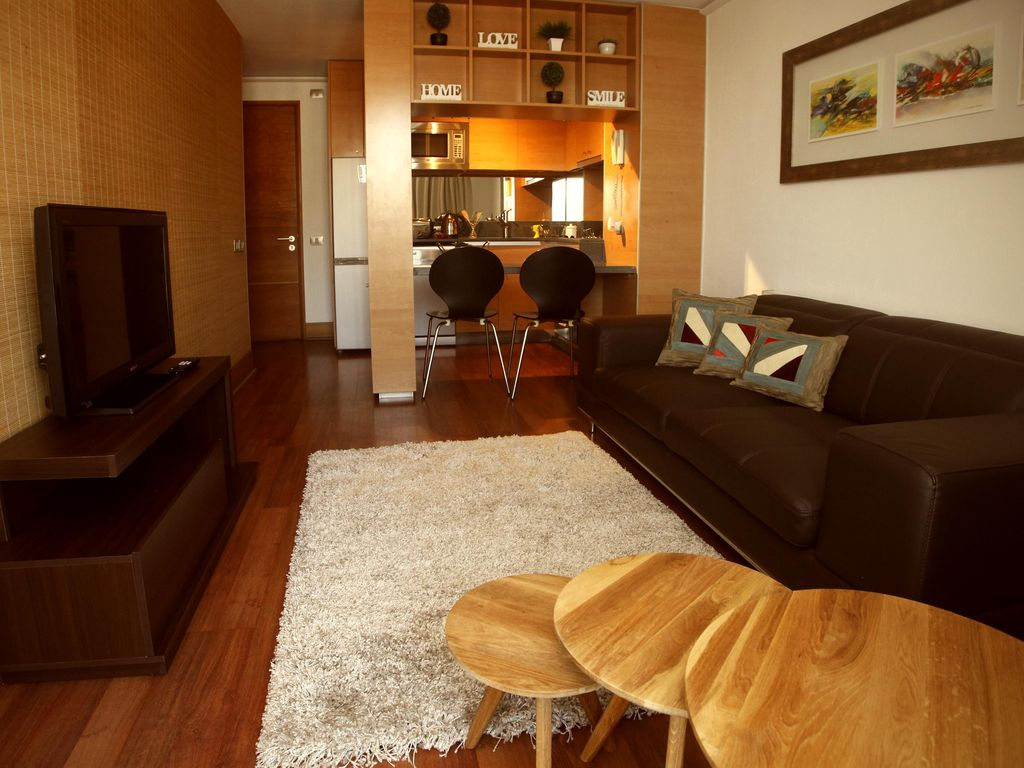 Apartment In The Best Location Of Santiago
