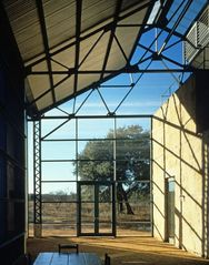 Austin house photo - view towards outside