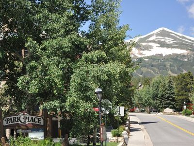 Park Place Breckenridge condo rental