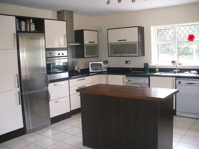 County Wexford house rental - Kitchen