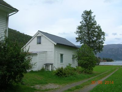 House near the Sognefjord