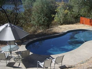 Kelseyville house photo - Saline in-ground Pool