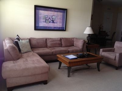 Brand New Sectional Sofa and Chair