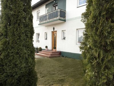 Villach house rental - Outside of the apartment house