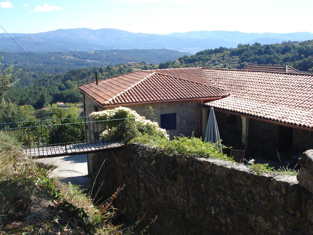 Stone Farmhouse in idyllic location with private pool