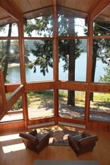 Pender Island house photo - .A spectacular view!