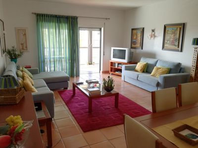 APARTMENT T2 - MARINA PARK WITH SWIMMING POOL AND 2 TENNIS COURTS